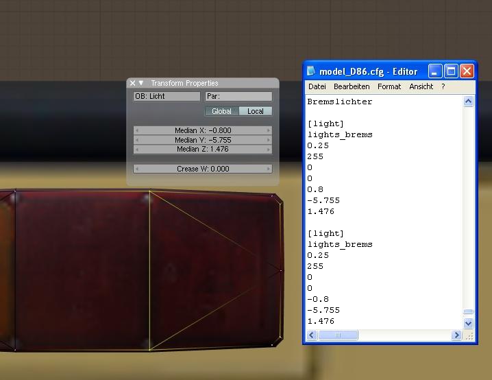 Der D86 im Bau – Das Blender-Tagebuch D86_18a